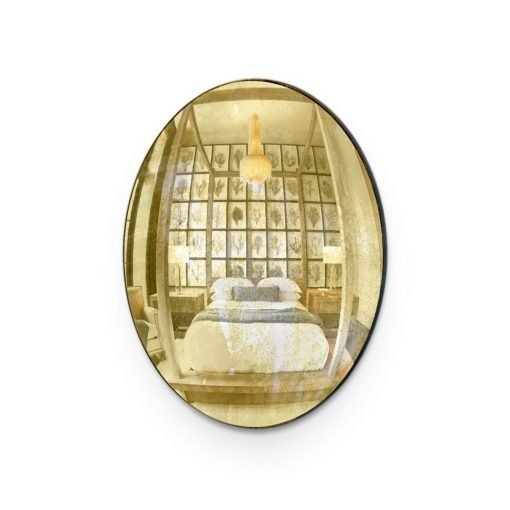 Convex-Glass-Gold-Bedroom